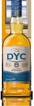 Botella de DYC 8