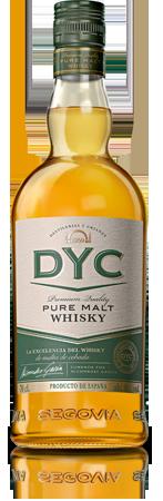 Botella de DYC PURE MALT