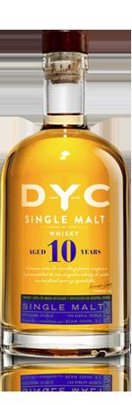 Botella de DYC SINGLE MALT
