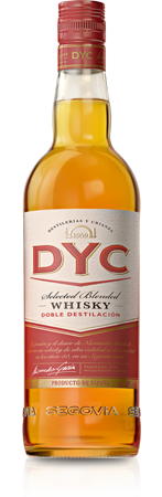 Botella de DYC