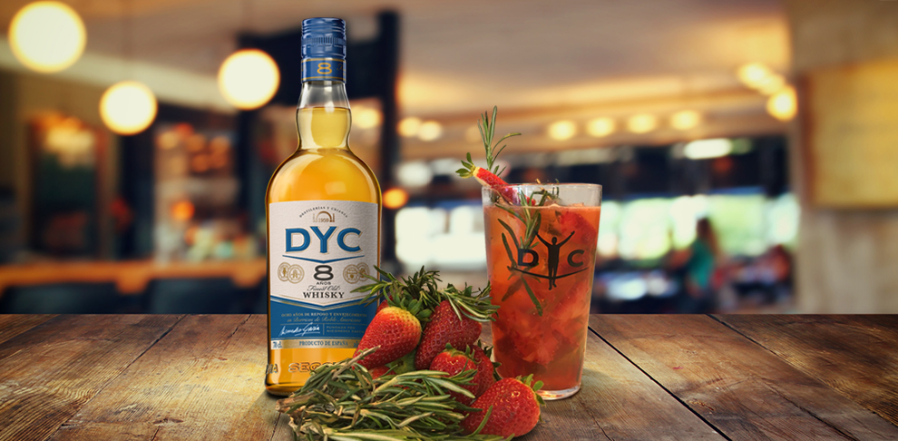 DYC 8 Naranja